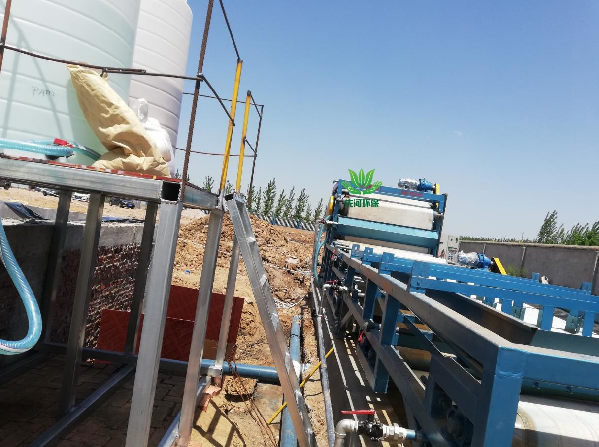 洗沙污泥脱水设备