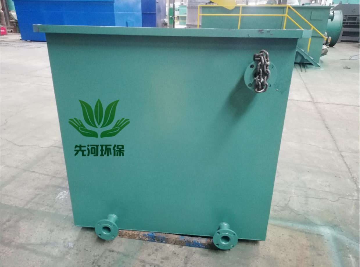 食品厂污水隔油池设备
