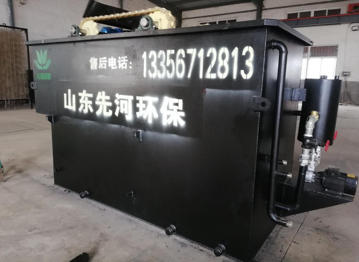 湖南餐厨垃圾废水处理设备